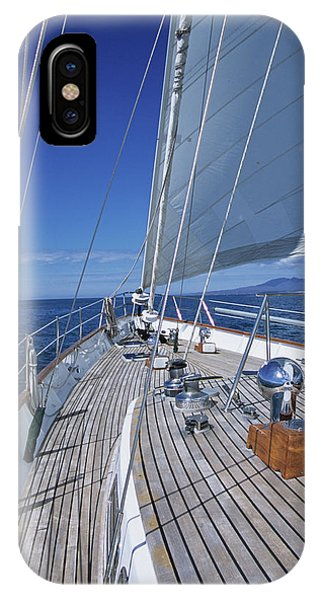 On Deck Off Mexico IPhone Case