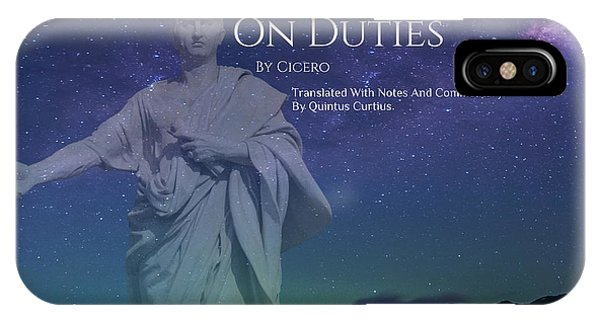 iPhone Case - On Duties  by Quintus Curtius