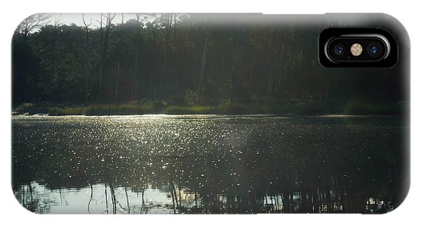 On Golden Bay IPhone Case