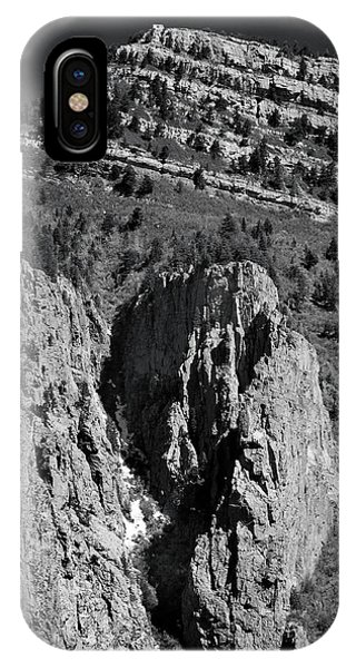 On Sandia Mountain IPhone Case