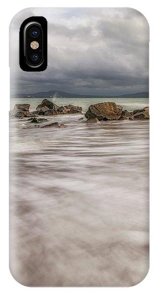 On The Black Sea Coast IPhone Case
