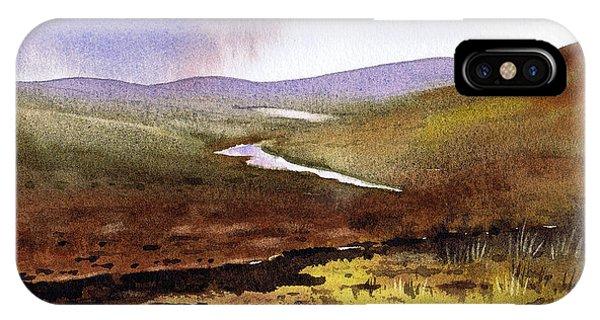iPhone Case - On The Pennine Way by Paul Dene Marlor