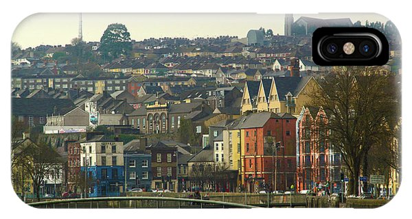 On The River Lee, Cork Ireland IPhone Case