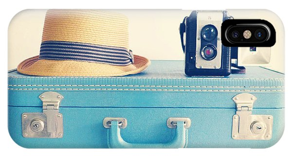 Travel iPhone Case - On The Road by Colleen VT