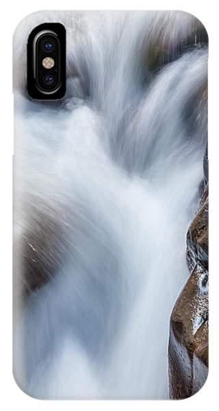 Under Water iPhone Case - On The Rocks by Az Jackson