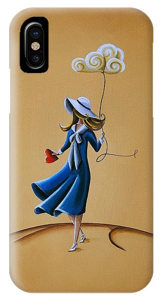 On The Street Where You Live IPhone Case