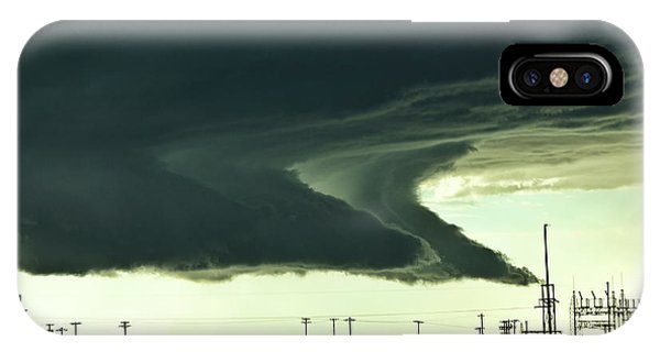 On The Way To The Akron Co Beast IPhone Case