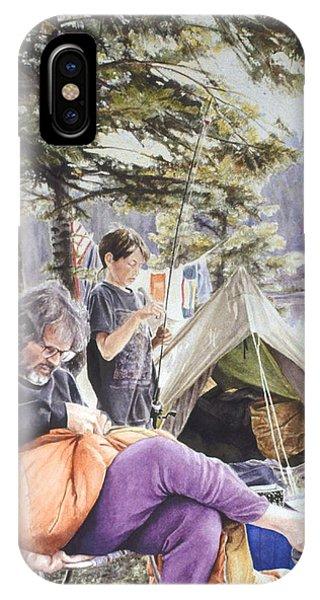 On Tulequoia Shore IPhone Case