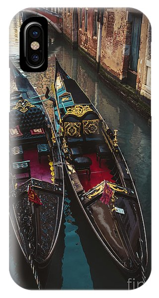 Once In Venice IPhone Case