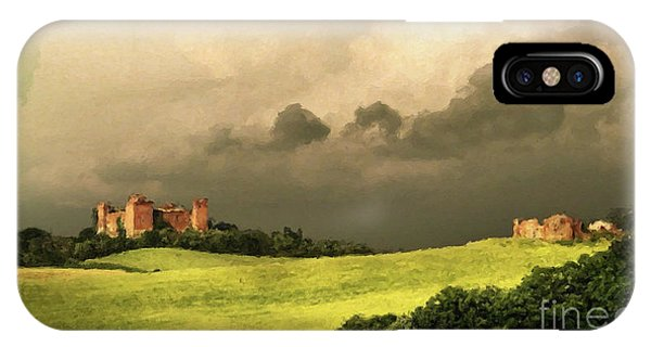 Once Upon A Time In Tuscany IPhone Case