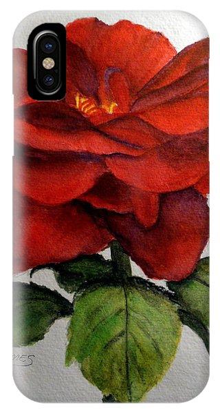 One Beautiful Rose IPhone Case