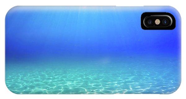 Sun Rays iPhone Case - One Deep Breath by Nicklas Gustafsson