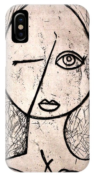 One Eye IPhone Case