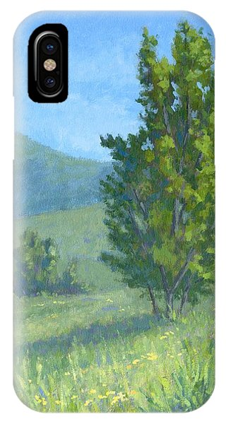 One Fine Spring Day IPhone Case