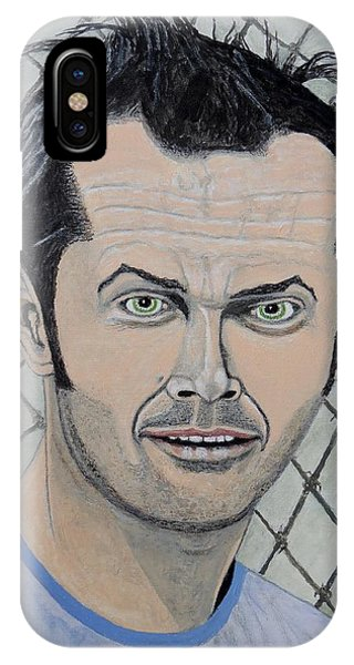 One Flew Over The Cuckoo's Nest. IPhone Case