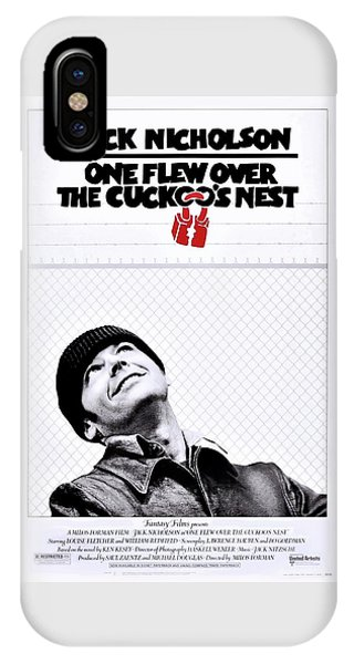 One Flew Over The Cuckoo's Nest IPhone Case
