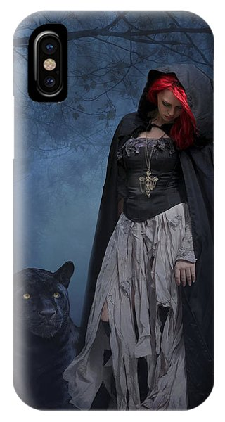 Gothic iPhone Case - One Foggy Night by G Berry