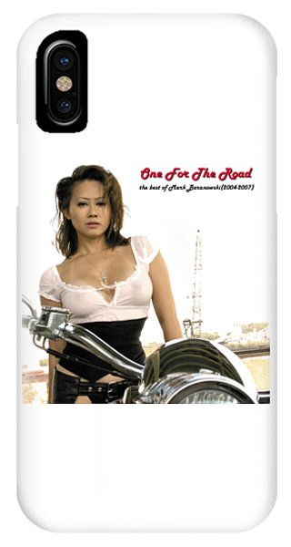 One For The Road IPhone Case