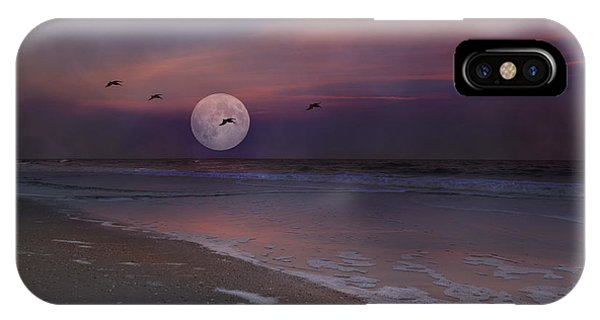 Oceanfront iPhone Case - One In A Million  by Betsy Knapp