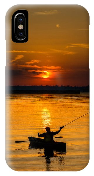 One Last Cast IPhone Case