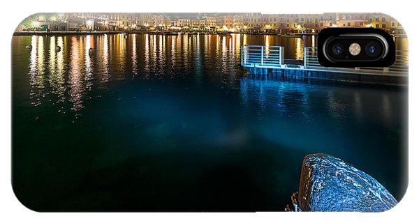 One Night In Portofino - Una Notte A Portofino IPhone Case
