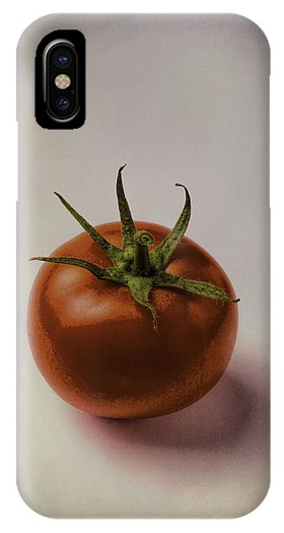 One Red Tomato IPhone Case