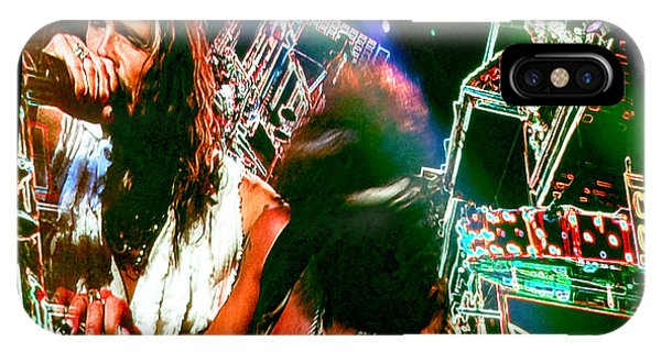 One Way Street. Aerosmith Live  IPhone Case