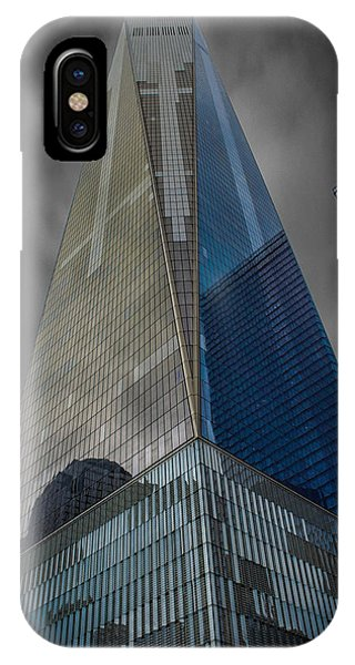 One World Observatory Ny IPhone Case