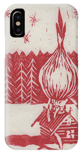 Onion Dome IPhone Case