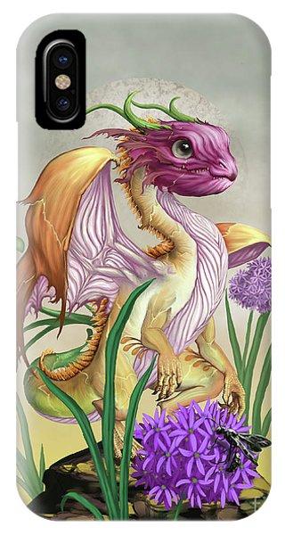 Onion Dragon IPhone Case