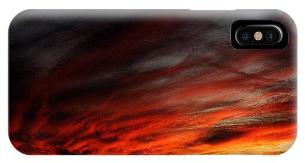 Adam Jones iPhone Case - Only In The Desert by Adam Jones