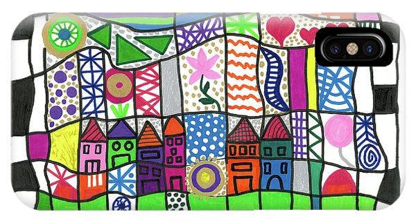 Oodles Of Doodles IPhone Case