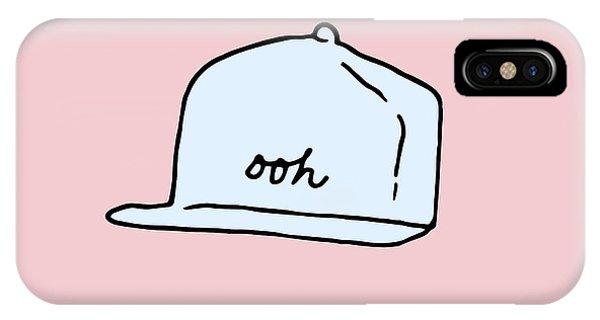 Ooh Hat IPhone Case