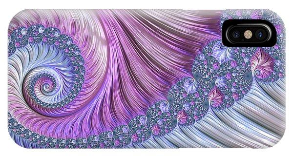 Opal Nautilus IPhone Case