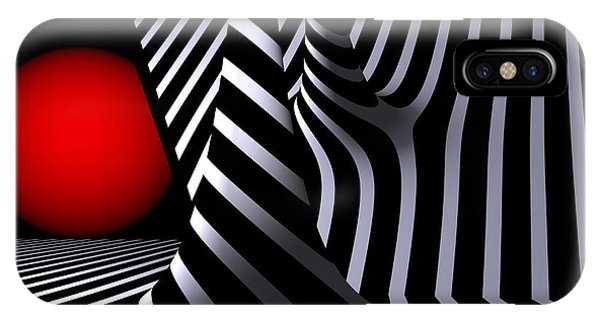 Opart Versiera IPhone Case