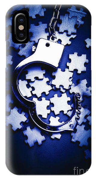 Open Case Mystery IPhone Case