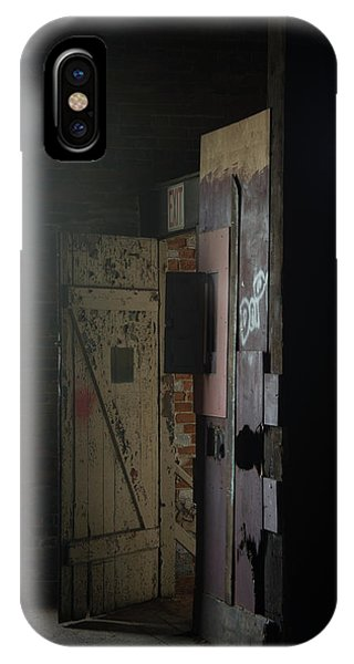 Open Door IPhone Case