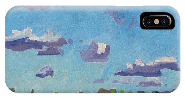 Open Gallery Cu Fractus IPhone Case