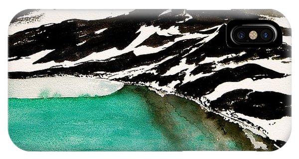 Open Water IPhone Case