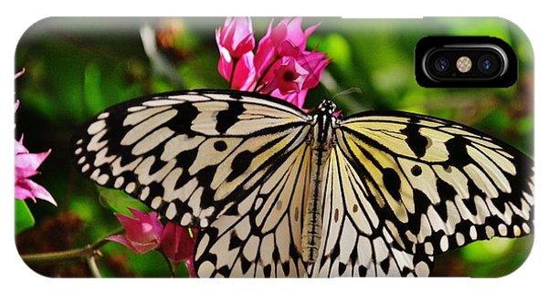 Open Wings IPhone Case