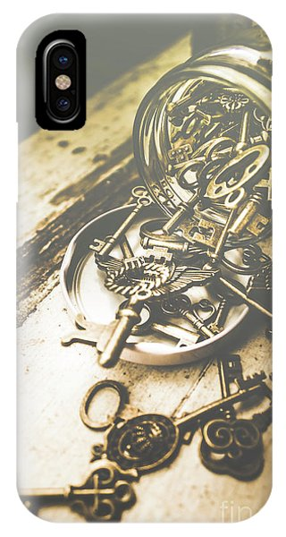 Home iPhone Case - Openings by Jorgo Photography - Wall Art Gallery