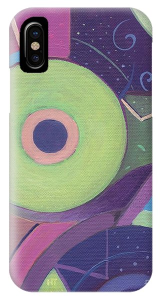 Openly Green IPhone Case