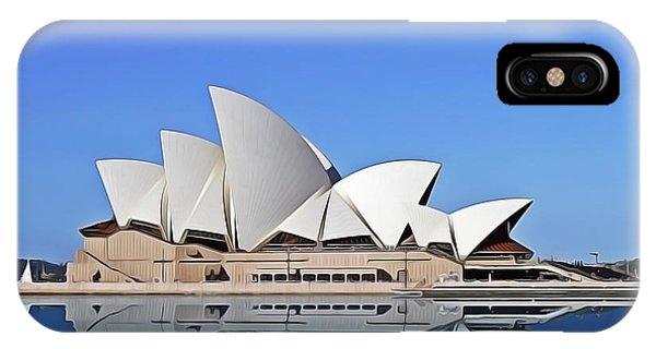 iPhone Case - Opera House by Harry Warrick