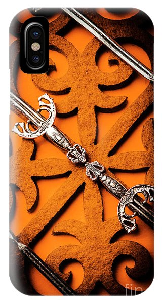 Steel iPhone Case - Opposing Empires by Jorgo Photography - Wall Art Gallery