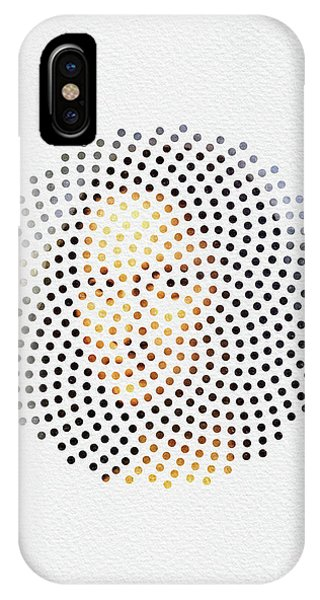 Illusion iPhone Case - Optical Illusions - Famous Work Of Art 1 by Klara Acel
