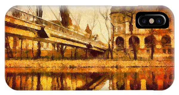 Oradea Chris River IPhone Case