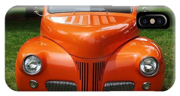 Orange Classic  IPhone Case