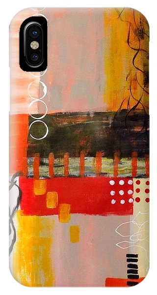 Orange Crush IPhone Case