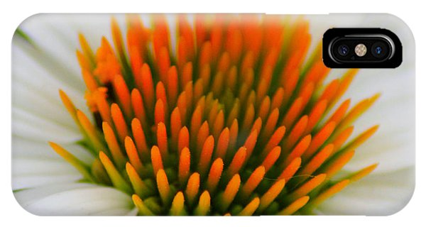 Orange Glow IPhone Case