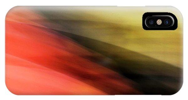 iPhone Case - Orange Hills by Bill Linn